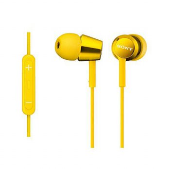 [macyskorea] SONY Canal type earphone for iPhone / iPod / iPad with remote control & micro/15777991