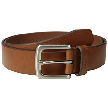 [macyskorea] Fossil Mens Joe Belt, Cognac, 38/15020446