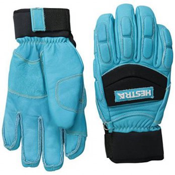 [macyskorea] Hestra Vertical Cut Freeride Gloves, Turquoise, 10/15834746