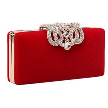 [macyskorea] ZLMBAGUS Womens Lady Evening Bag Decorative Rhinestone Closure Cocktail Weddi/15835756
