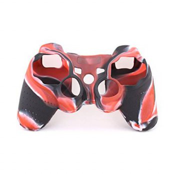 [macyskorea] USPRO Silicone Case, Cover, Skin for PlayStation 3/PS3 Controller Color:Red a/15553207