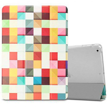 [macyskorea] Infiland iPad Air Case - Ultra Slim Smart Stand Cover Case with Translucent F/16099073