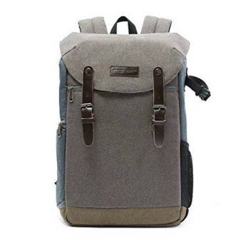 [macyskorea] BAGSMART Camera Backpack with 15.6 Inch Laptop Compartment and Waterproof Rai/15852722