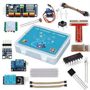 [macyskorea] KOOKYE Raspberry Pi IoT Starter Kit Internet of Things for Raspberry Pi 2 / 3/15642759