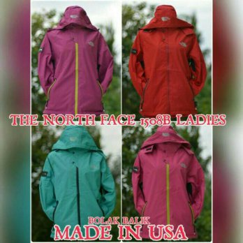 Jaket Gunung/Outdoor The North Face 1508 Women Full Polar