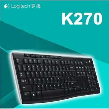 KEYBOARD WIRELESS LOGITECH K270