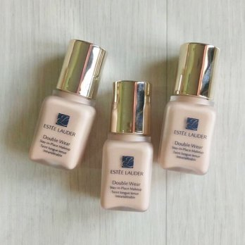 Estee Lauder Double Wear Foundation Travel Size