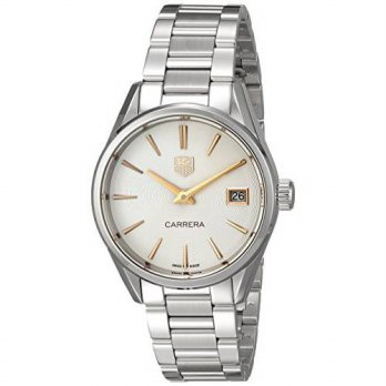 [macyskorea] TAG Heuer Womens Swiss Quartz Stainless Steel Casual Watch, Color:Silver-Tone/15781506