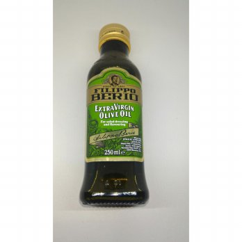 Filippo Berio Extra Virgin Olive Oil Minyak zaitun 250ml