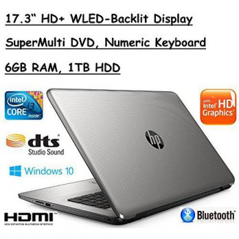 [macyskorea] 2017 Newest Flagship Model HP 17.3 Premium High Performance HD+ WLED-Backlit /15649836