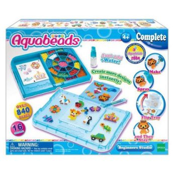 Mainan Edukasi Aquabeads New Beginners Studio