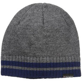 [macyskorea] Ben Sherman Mens Placed Tiping Knit Beanie, Smoked Pearl, One Size/13969585
