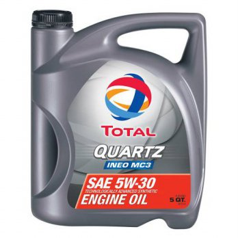 [macyskorea] Total TOTAL 184953-3PK Quartz INEO MC3 5W-30 Engine Oil - 5 Quart (Pack of 3)/16110712