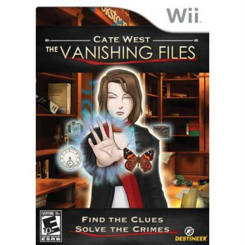[macyskorea] Bold Games Cate West the Vanishing Files - Nintendo Wii/15702216