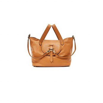 [macyskorea] Meli melo meli melo Womens Thela Medium Handbag, Tan, One Size/13969995