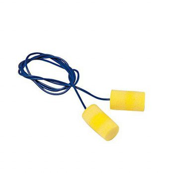 [macyskorea] 3M 33dB Disposable Cylinder-Shape Ear Plugsx3b Corded, Yellow, L - 1 Each/14958284