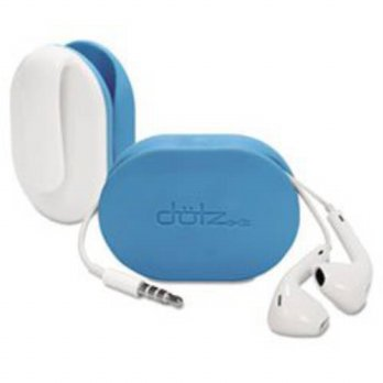 [macyskorea] MotivationUSA * Dotz Flex Earbud Wrap, Cyan/14958021