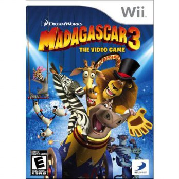 [macyskorea] D3 Publisher Madagascar 3: The Video Game - Nintendo Wii/15701974