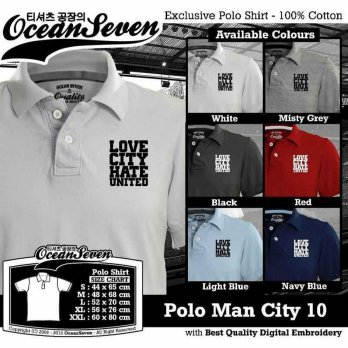 (PROMO) POLO MAN CITY 10