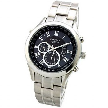 [macyskorea]  Solar Radio automatic time setting perpetual calender world time watch men/15895737