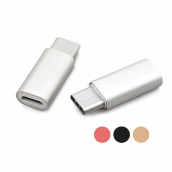 Micro USB (Female) to Type C (Male) Adapter
