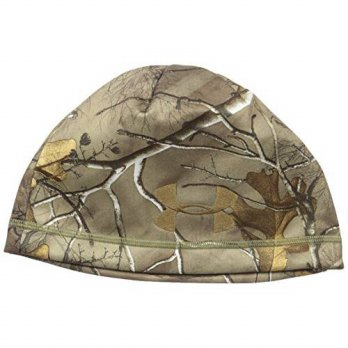 [macyskorea] Under Armour Mens Waterfowl Beanie, Realtree Max 5/Saddle, One Size/14296200