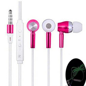 [macyskorea] Pashion 3.5mm Glow-in-the-Dark Fluorescent Earphone Headphone Headset Earbuds/15893315