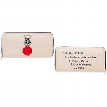 [macyskorea] Harry Potter Letter Zip Around Wallet/14298612