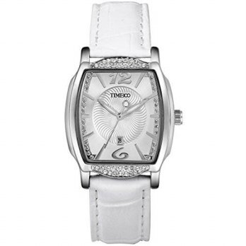 [macyskorea] Time100 Fashion Elegant Diamonds Leather Analog Quartz Ladies Watch W50309L.0/15895682