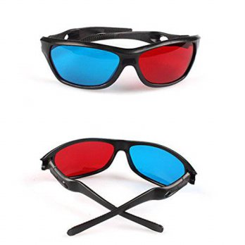 [macyskorea] YALLN Active 3D Glasses Blu Ray Movies 3D Vision Anaglyph 3D Glasses 1Pcs/16099280
