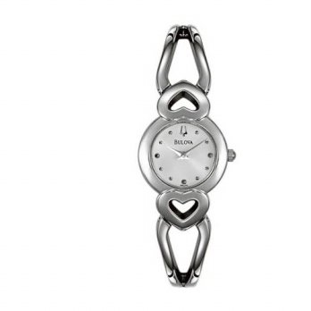 [macyskorea] Bulova Womens 96L110 Bangle Bracelet Watch/16133106