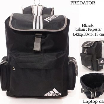 TAS RANSEL DISTRO PREDATOR 7695/LAPTOP CASE