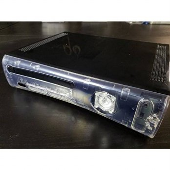 [macyskorea] Ghost Case XBOX 360 GHOST CASE - Smoke Case with Clear Faceplate / HDMI / Blu/15703186