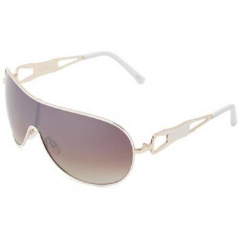 [macyskorea] Rocawear R452 RGDWH Shield Sunglasses,Rose Gold & White,65 mm/13776886