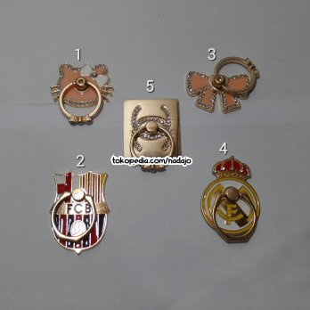 Standing Ring Motif / Karakter / Iring Holder Hp