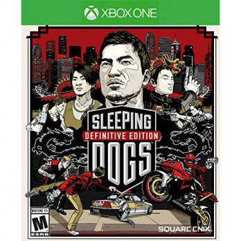 [macyskorea] Square Enix Sleeping Dogs: Definitive Edition - Xbox One/15703373