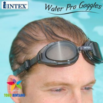 INTEX Kaca Mata Renang Dewasa 14+ | Anti UV Swimming Goggles