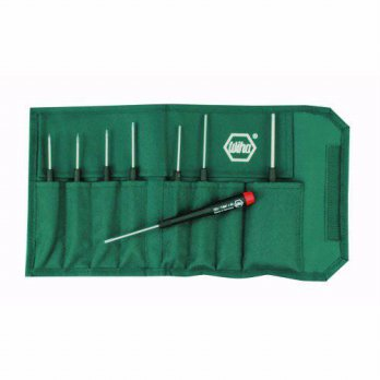 [macyskorea] Wiha 26399 Hex Inch Screwdriver Set With Precision Handle, 8 Piece/16091086