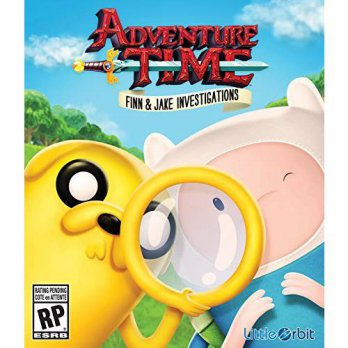[macyskorea] Adventure Time Finn and Jake Investigations - Xbox One by Little Orbit/15703435