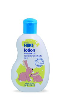Huki Baby Lotion 200ml