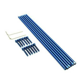 [macyskorea] Monsoon MMRS Tension Rods (MMRS-TR-250), 250mm Length, Blue/15838220