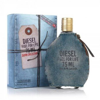 [macyskorea] Diesel Fuel for Life Denim Edition for Men Eau De Toilette Spray, 2.5 Ounce/15793937