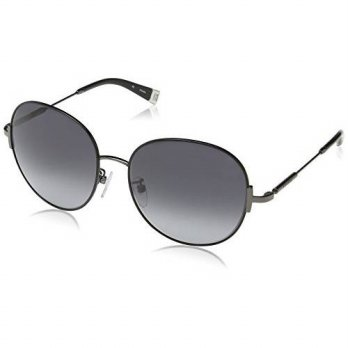 [macyskorea] Escada Sunglasses Womens SES859M570K56 Round Sunglasses, Gun Metal Black & Gr/15767472