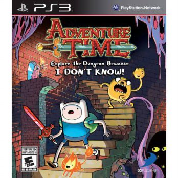[macyskorea] D3 Publisher Adventure Time: Explore the Dungeon Because I DONT KNOW PS3/15704277