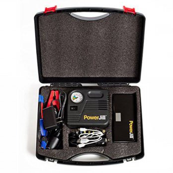 [macyskorea] PowerJill Jump Starter for Cars and Vehicles - with Air Compressor - Portable/16091388