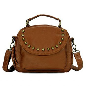 [macyskorea] Scarleton Chic Studded Crossbody Bag H193004 - Brown/14516513