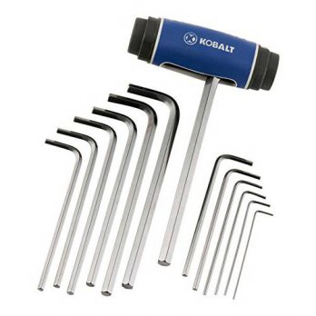 [macyskorea] Kobalt 14-Piece Flat End Hex-Torx Key Set/16091513
