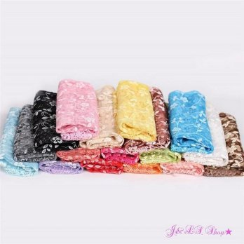 (Ready) Baby newborn photo props wrap lace tassel blanket
