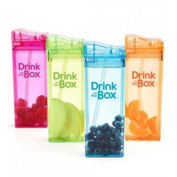 Drink in the Box 12oz / 355ml - Blue