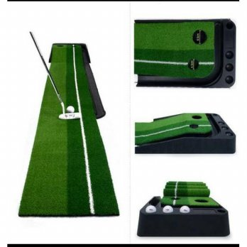 Putting Mat karpet latihan golf